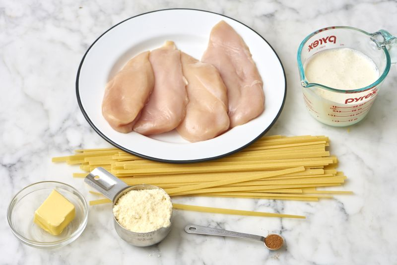 How To Make Classic Chicken Alfredo Pasta The Easiest Simplest