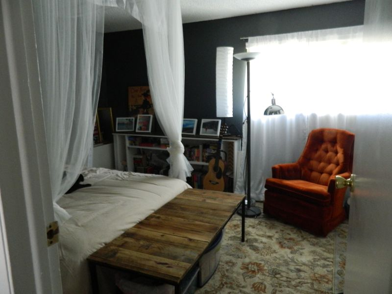 "Claire's ""Dark & Soothing"" Room — Room for Color Contest"