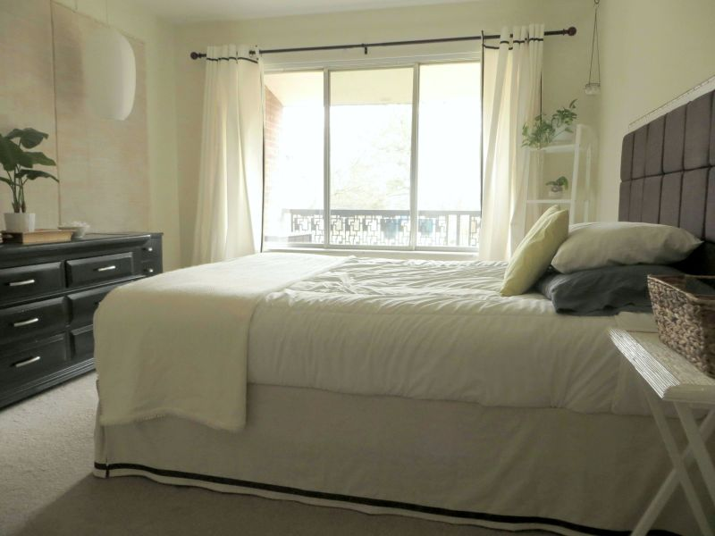 Angela's Nature Inspired Bedroom — My Bedroom Retreat Contest