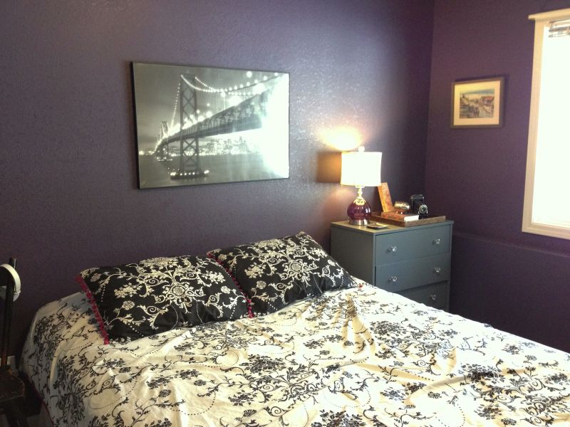 Michelle's Home Again Bedroom — My Bedroom Retreat Contest