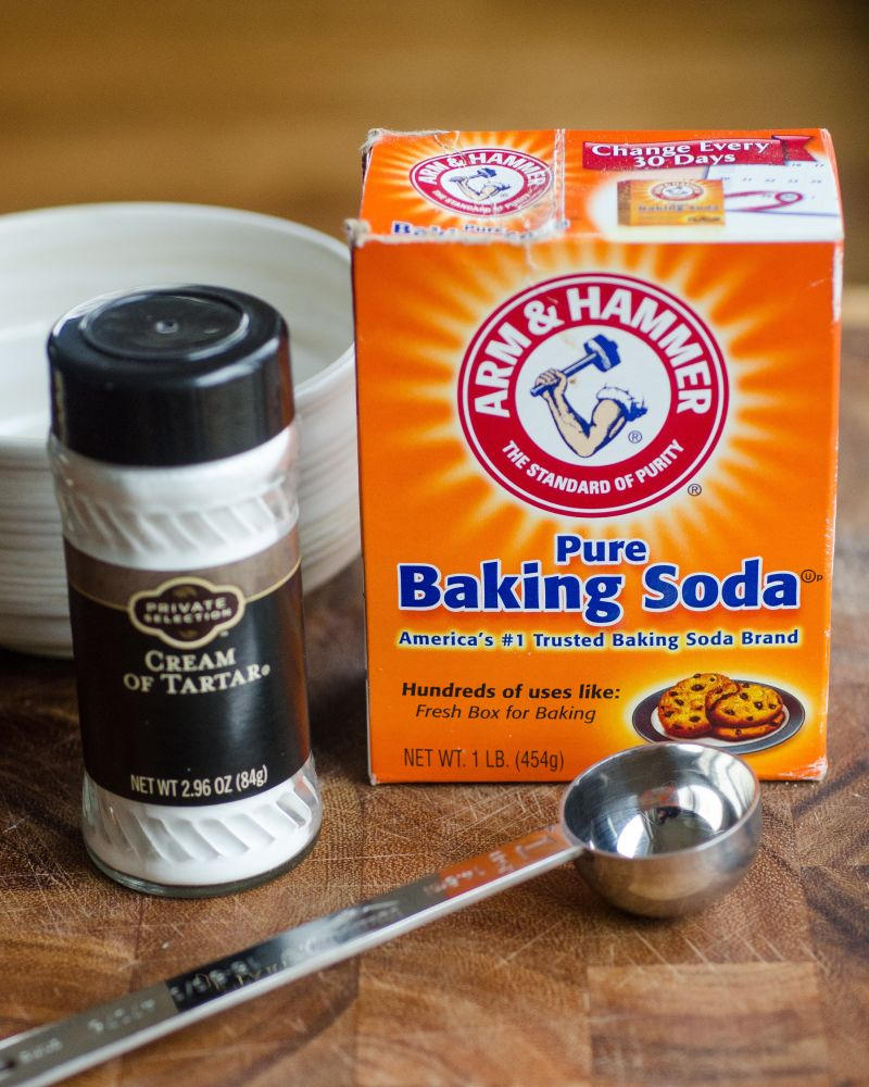 how to make baking powder out of baking soda kitchn