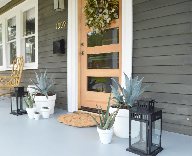 Carissa's Reason to Come Home Entryway — Energize Your Entryway