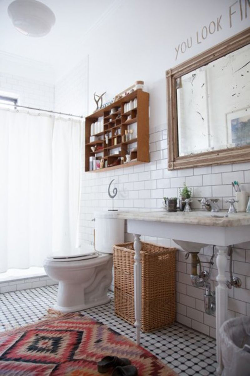 Each Incorporates Warm Touches Usually Found In Other Parts Of The Home,  Instead Of The Usual Matchy Matchy Bathroom Accessories. They Are Much More  Suited ...