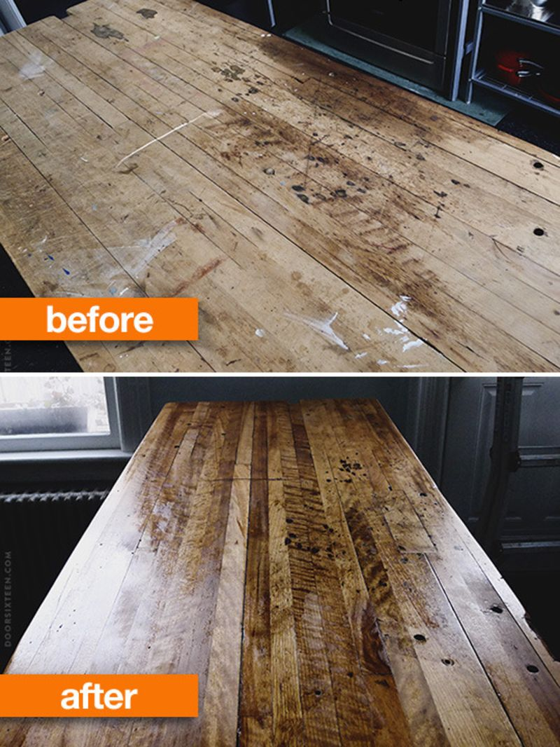 Before U0026amp; After Roundup: Refinished Wood Furniture Projects | Apartment  Therapy