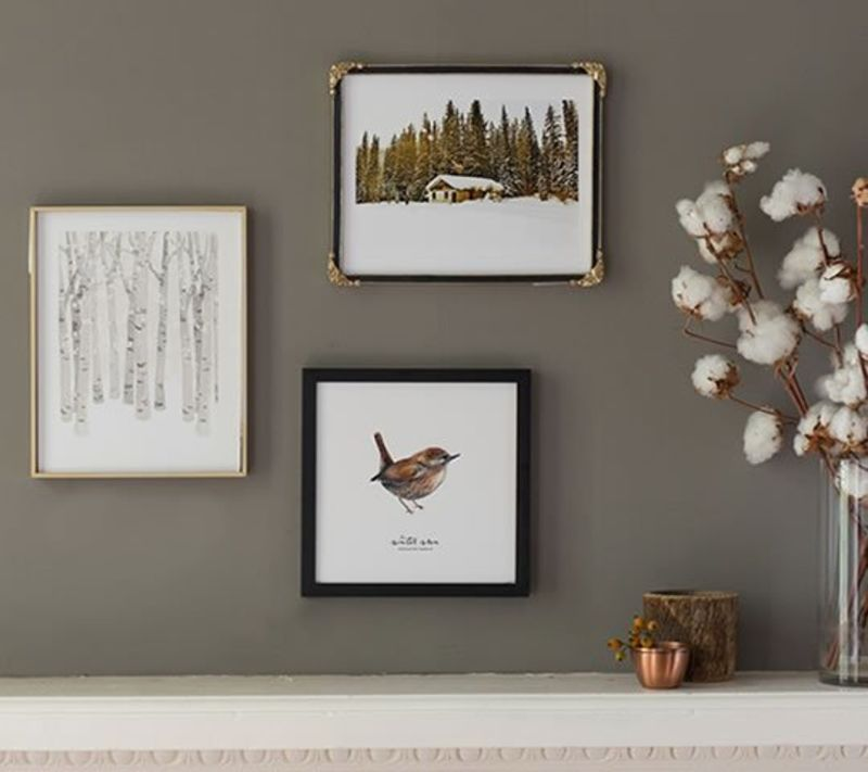 Nature inspired art from Minted.com.