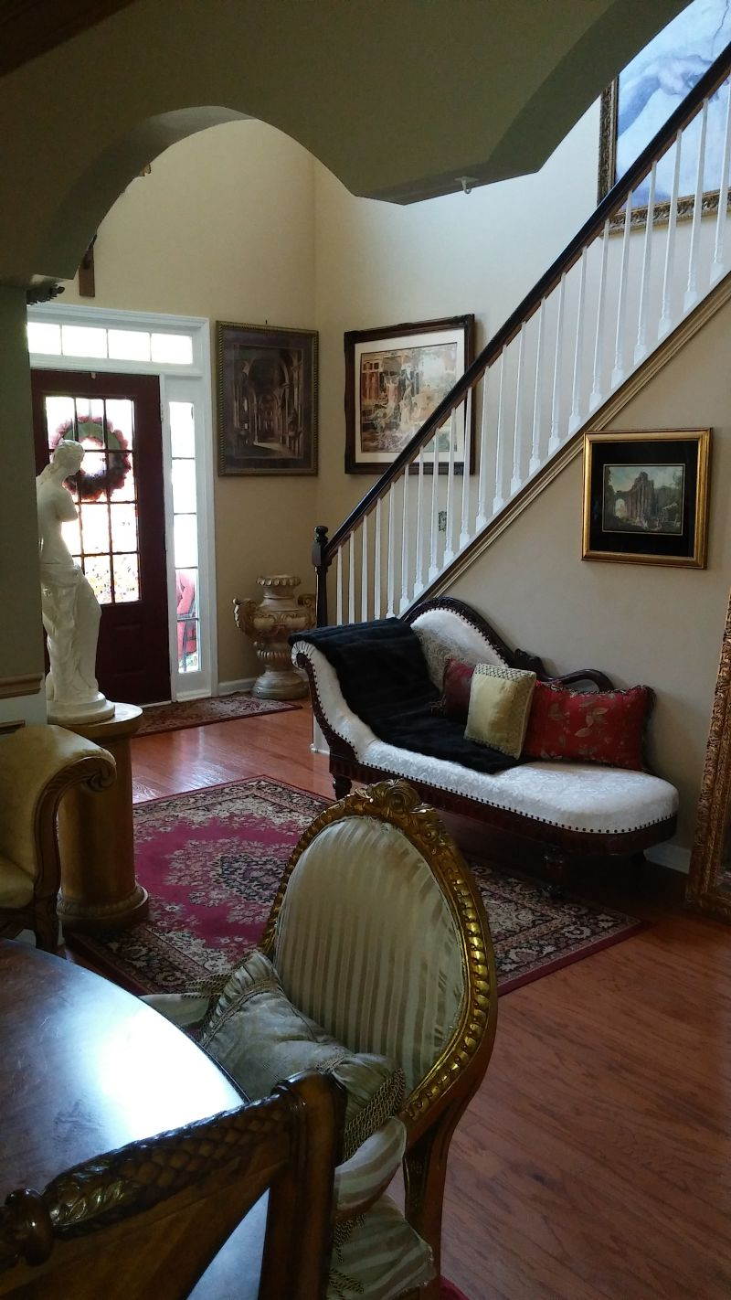 Cornelia's Elegant Entryway — Energize Your Entryway Contest