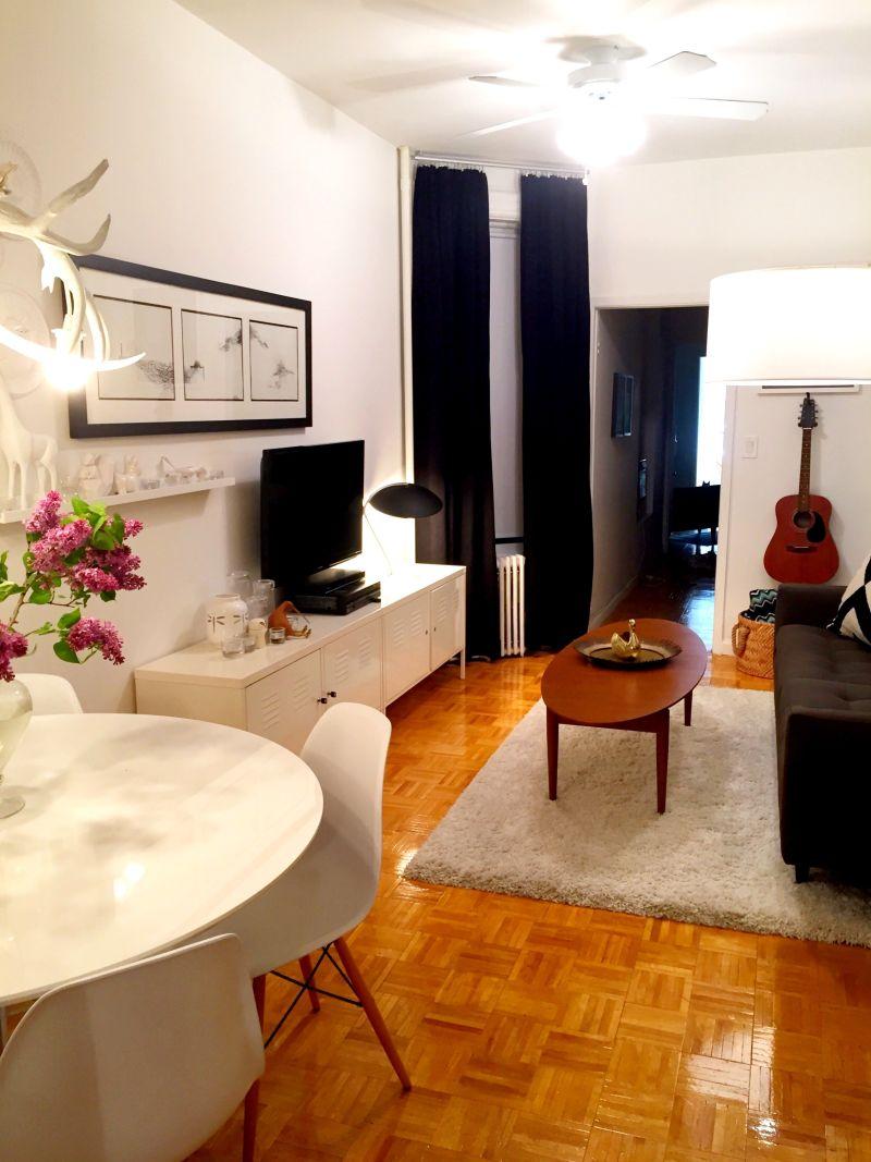 Melissa's Railroad Apartment — Small Cool