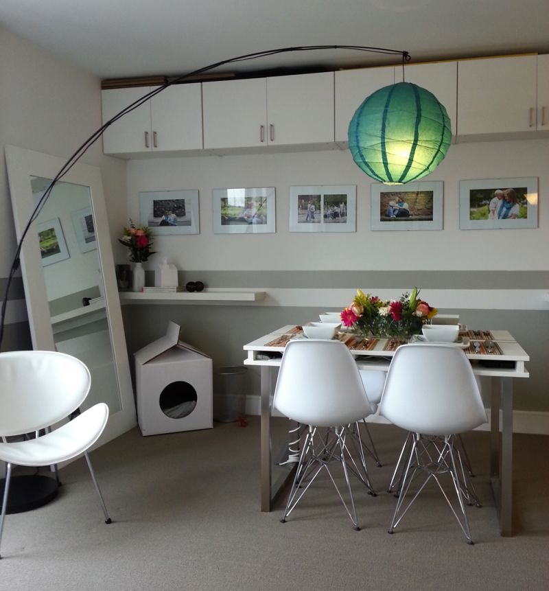 Chris & Megan's Ceiling Line Cabinets — Small Cool Contest
