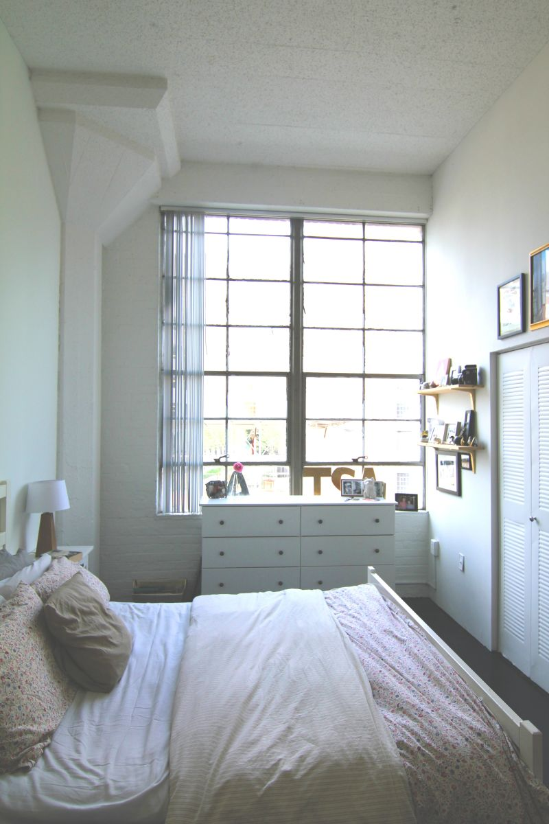 Amanda's Former Auto Factory Home — Small Cool