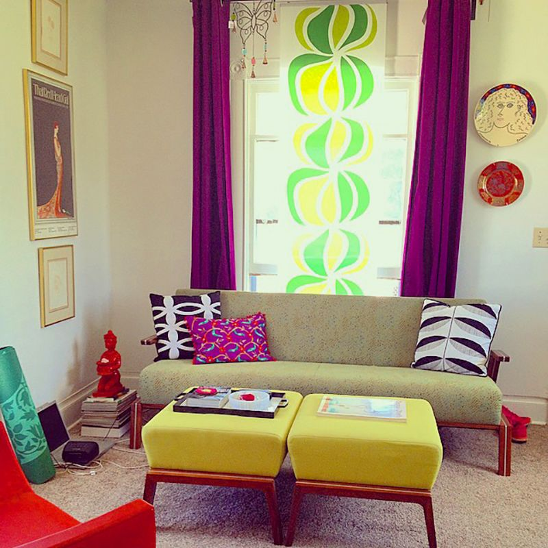 Samantha's Colorful Cottage — Small Cool 2016