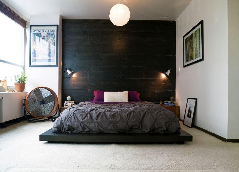 Craig's One-of-a-Kind Headboard Bedroom — My Bedroom Retreat Contest