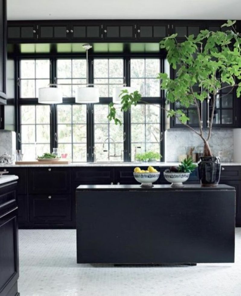 10 Kitchens with Dramatic Black Cabinets   Kitchn on black rustic kitchen, unfinished kitchen cabinets, black french country kitchens, black kitchen cart, black kitchen appliances, how to build kitchen cabinets, black and blue kitchen, black farmhouse kitchen, discount kitchen cabinets, black retro kitchen, kitchen cabinet colors, black kitchen sinks, black kitchen hutch, ideas for painting kitchen cabinets, black kitchen pantry, refinishing kitchen cabinets, kitchen cabinet design software, painting kitchen cabinets, metal kitchen cabinets, white kitchen cabinets, kitchen cabinet design ideas, cherry cabinets, black kitchen islands, black and green kitchen, how to paint kitchen cabinets, black white kitchen, how to install kitchen cabinets, black kitchen color schemes, black kitchen lights, black kitchen floor, black kitchen countertops, black and red kitchen, black and tan kitchen, cherry kitchen cabinets,