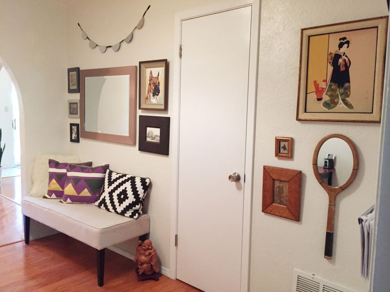 Jessica's Personality-Filled Entry — Energize Your Entryway Contest