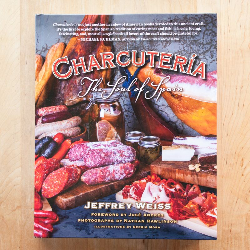 everything you could ever want to know about spanish charcuterie