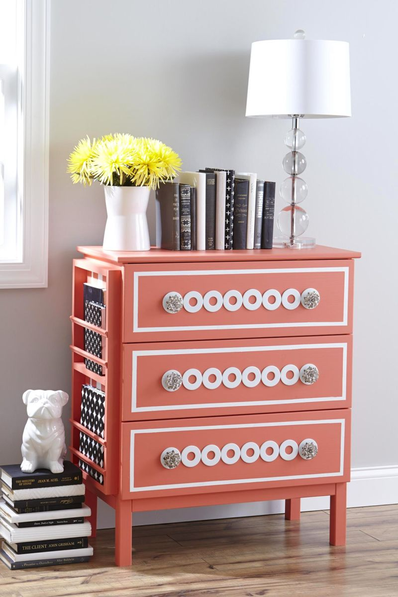 diy modern ikea tarva hack. Bookcase Dresser From Thistlewood Farms Diy Modern Ikea Tarva Hack