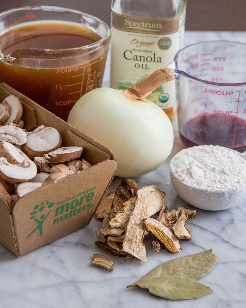 How To Make Vegan Brown Gravy