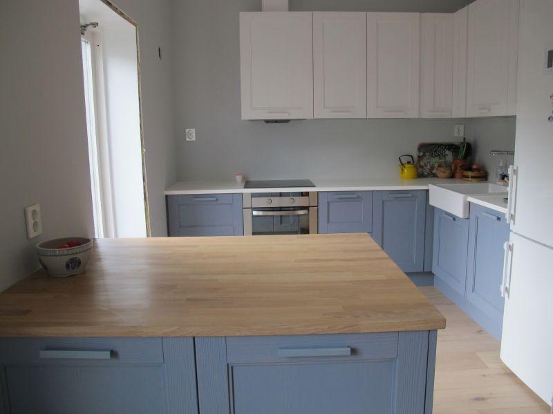 Yael & Birgitte's Norwegian Kitchen — Small Cool Kitchens 2013