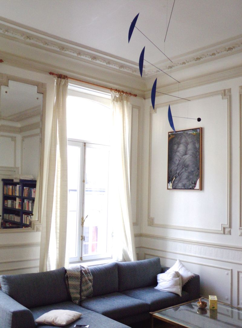 Aley's Airy Apartment in Brussels — Small Cool