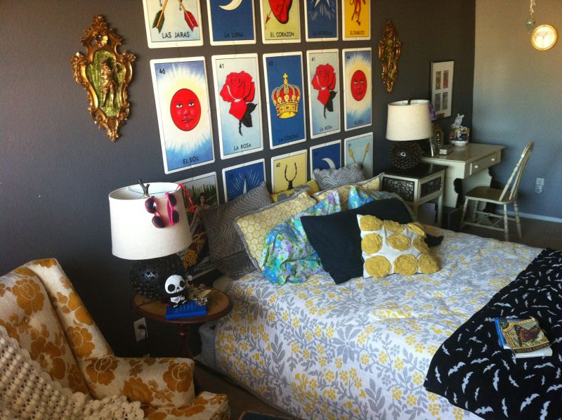 "Erin's ""Gloomy Resilience"" Room — Room for Color Contest"