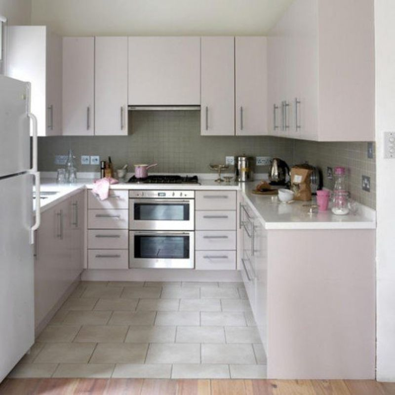Pantone Rose Quartz Kitchen