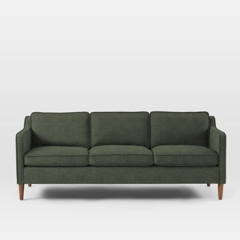 A Guide To Green Sofas: 20 Stylish Options