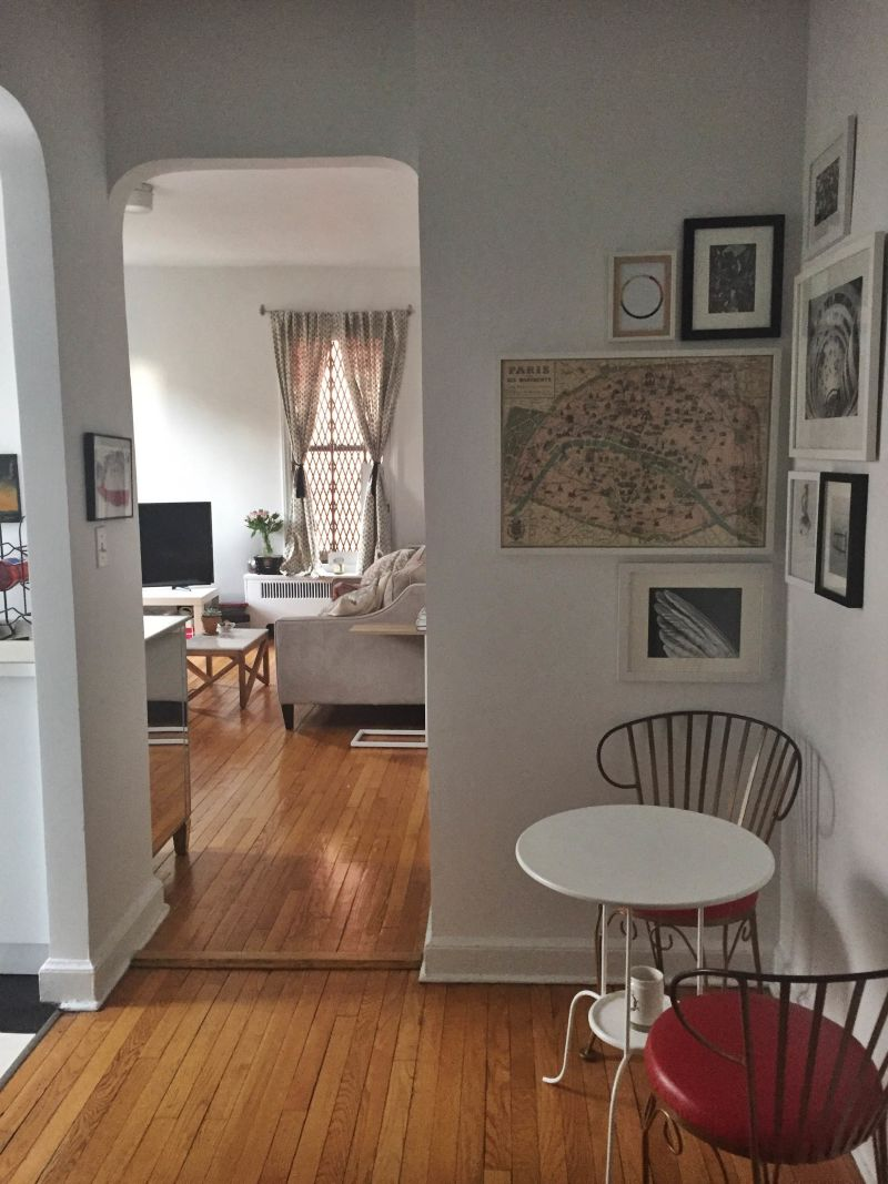 Marcy's Solo Studio in NYC