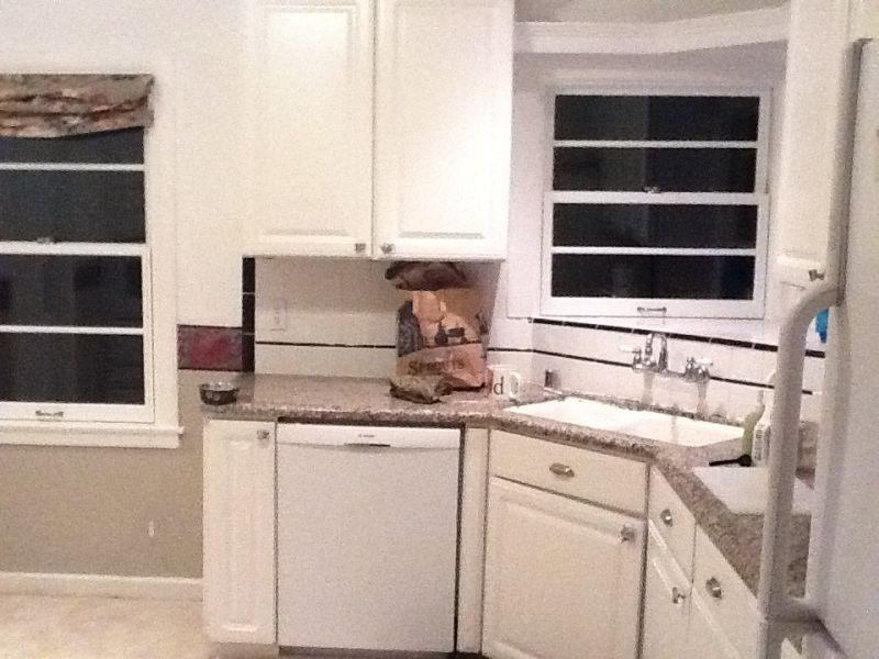 Before & After: Greg's Newer, Larger Eat-In Kitchen — The Big Reveal