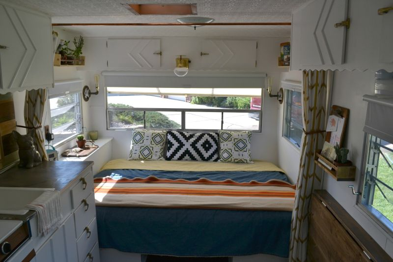 Melissa's Tiny Mobile Home on the Go — Small Cool 2016