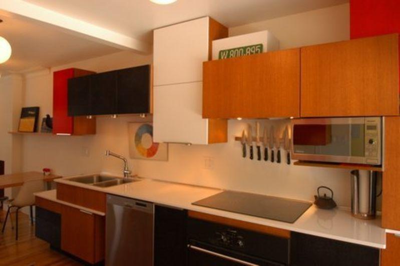 Elfriede's Personal Ottawa Kitchen — Small Cool Kitchens 2012
