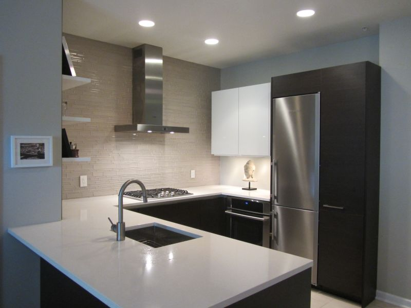 Jerome's Modern, Minimal Kitchen — Small Cool Kitchens 2013