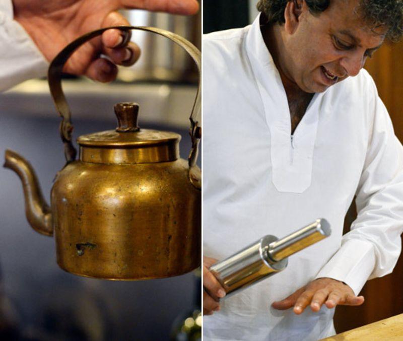 Kitchen Tools Vancouver: Chef Kitchen Tour: Vikram & Meeru Of Vij's In Vancouver