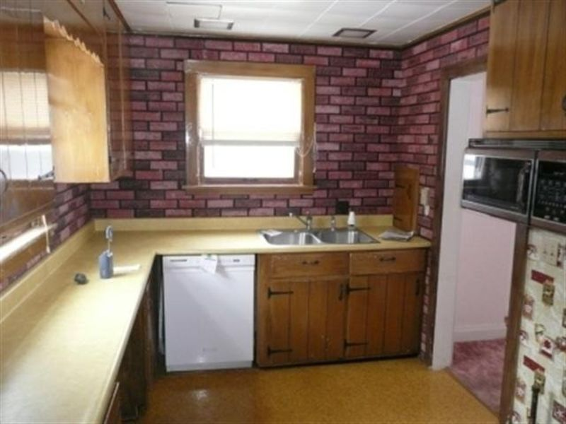 Before & After: David's Warm, Woody Kitchen Renovation — The Big Reveal