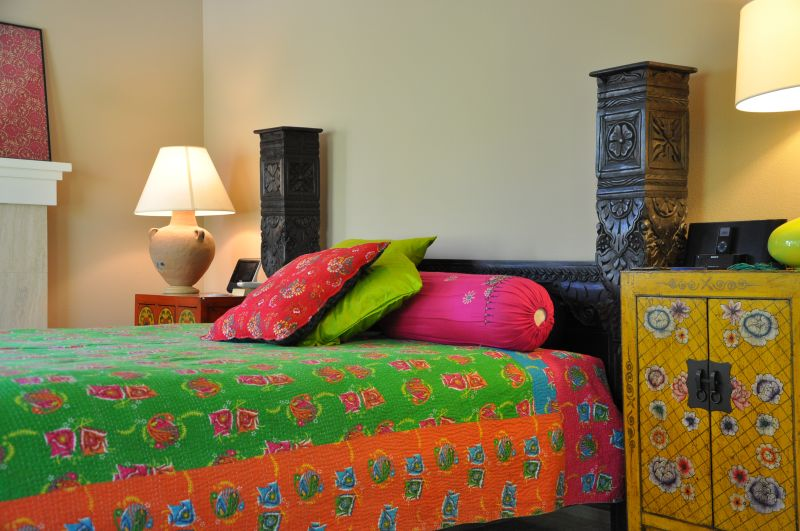 Richa's Vibrant Patterns Bedroom — My Bedroom Retreat Contest