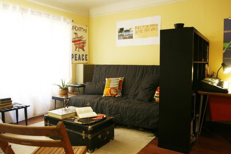 Nick's First Apartment — Small Cool Contest
