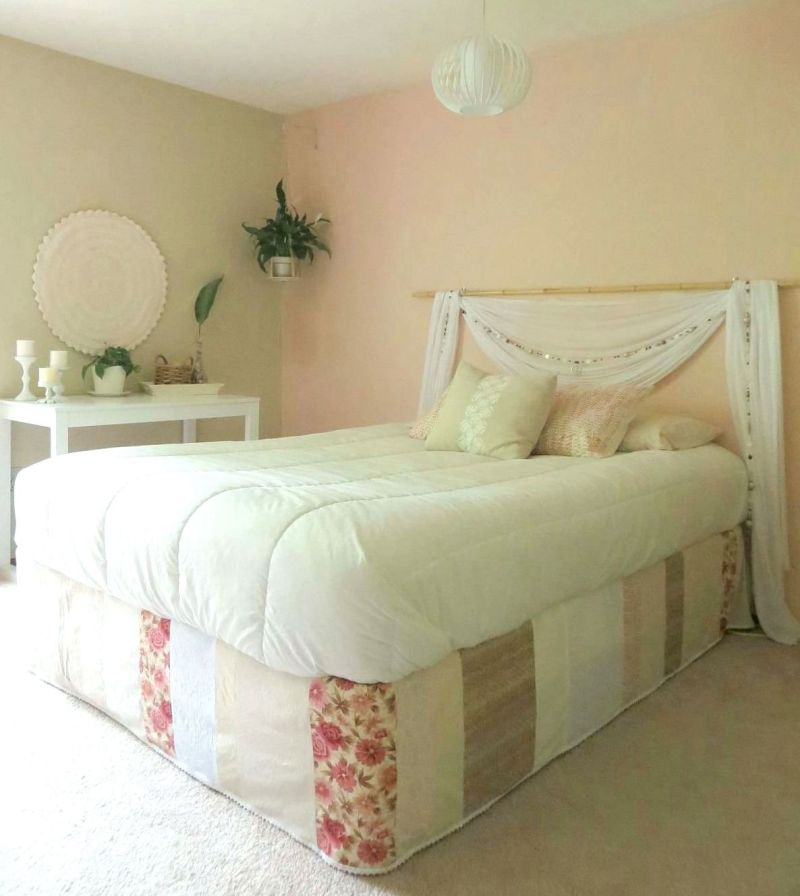 "Angela's ""Naturally Beachy"" Room — Room for Color Contest"