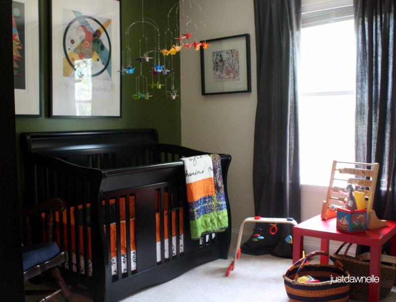 "Dawnelle's ""Kandinsky Inspired"" Room — Room for Color Contest"