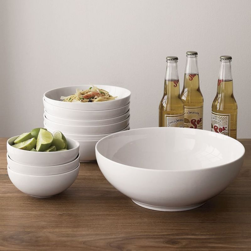 Bistro Bowls from Crate & Barel