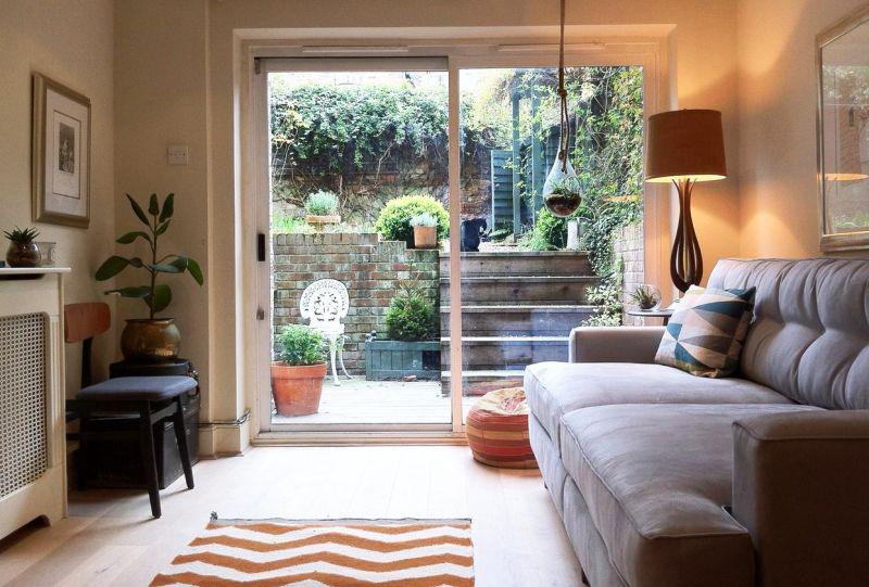 Olivia's Basement Flat — Small Cool Contest