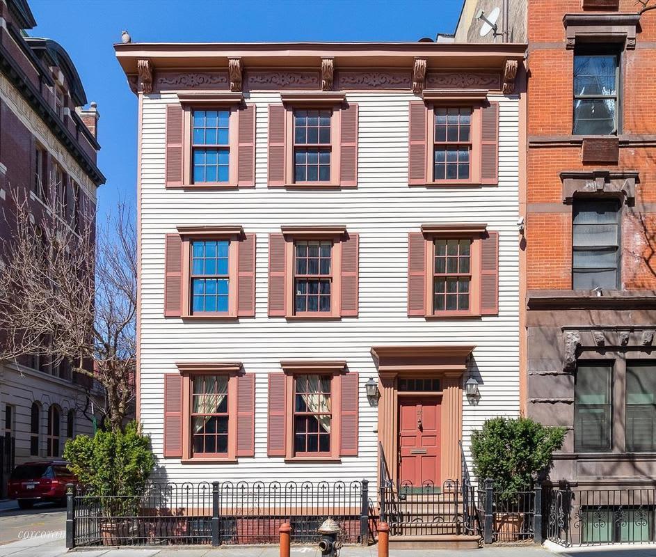 Ernest Hemingway NYC Townhouse Sale