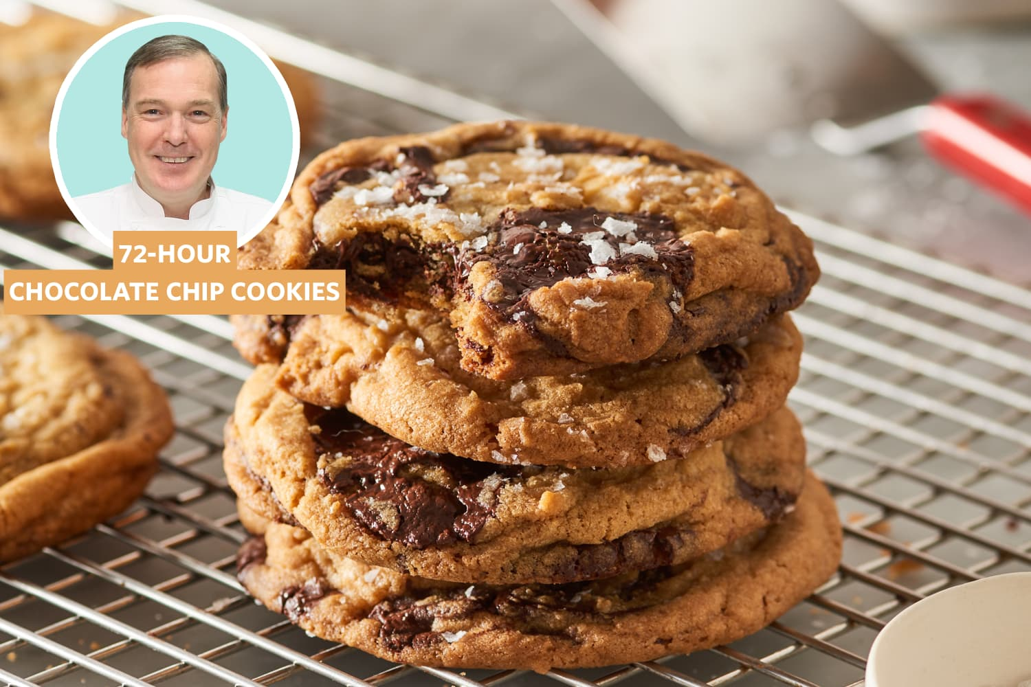 The Chocolate Chip Upgrade That Makes These Cookies Taste (and Look) Impossibly Good