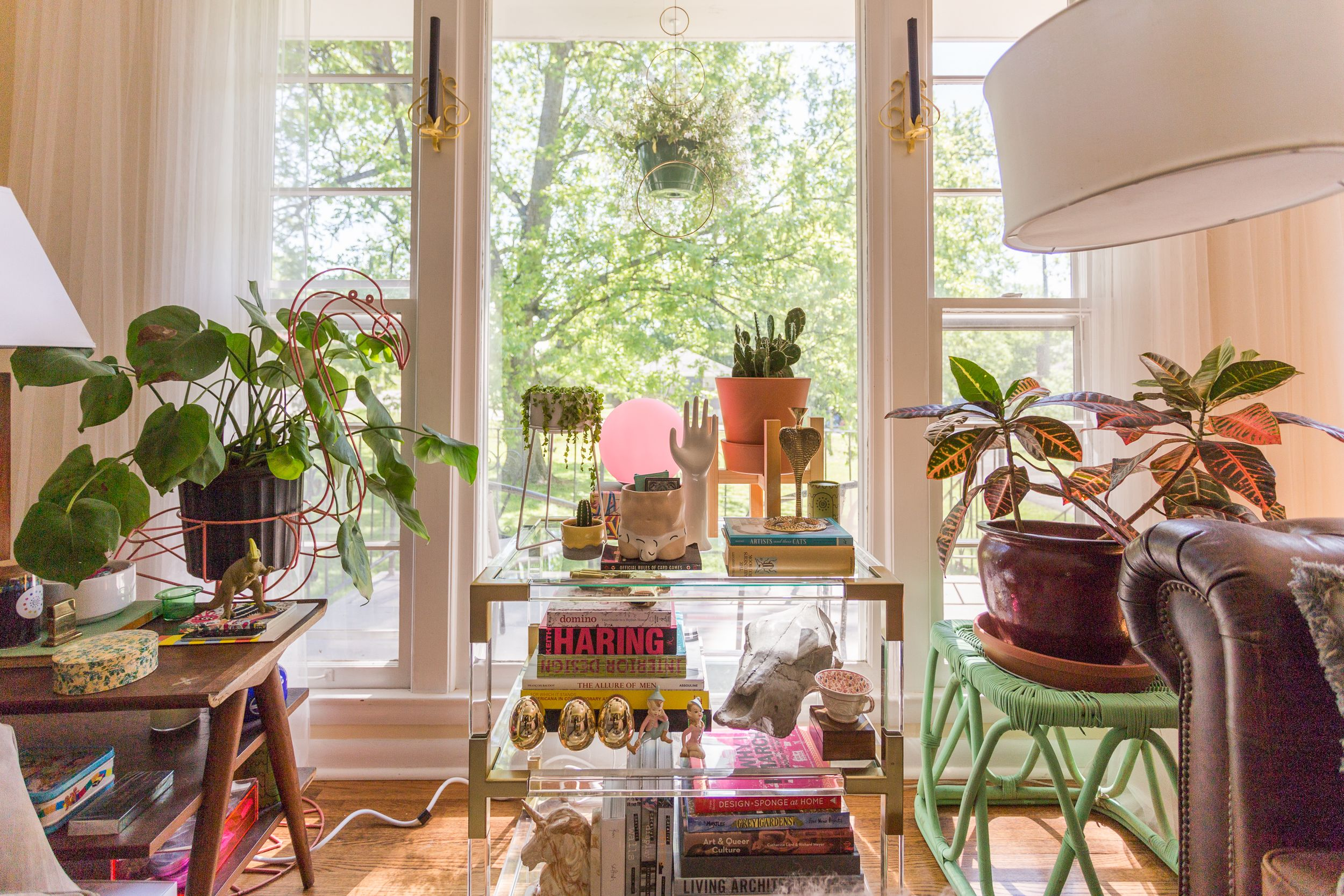 How to Fake Your Way to Order in a Maximalist Home