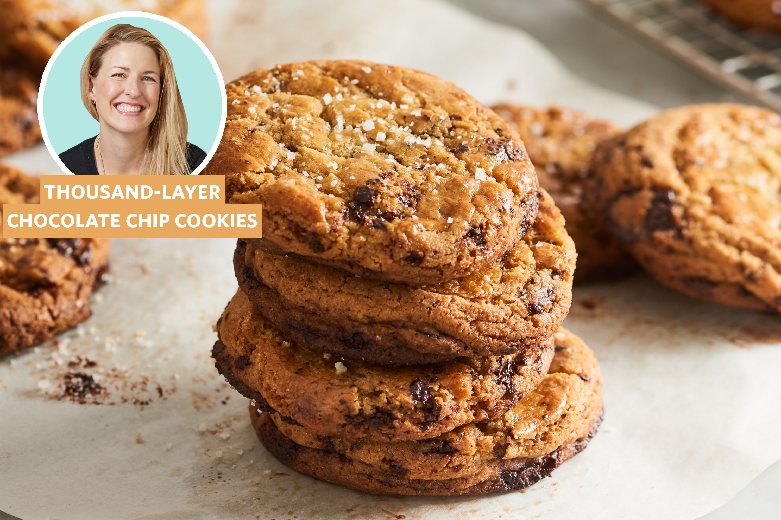 Here's What to Know About Thousand-Layer Chocolate Chip Cookies