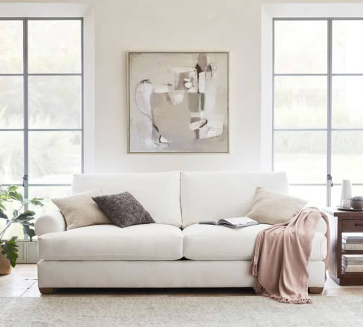 Best Low Sofas Stylish Low Profile Couches For Small Spaces Apartment Therapy