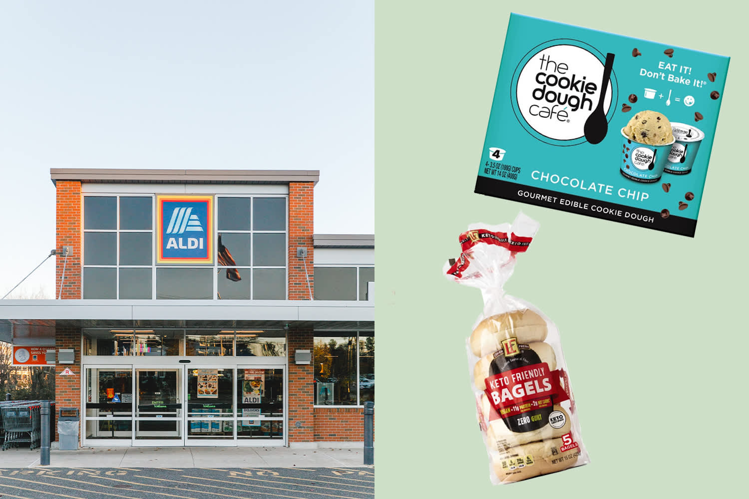 Aldi Just Leaked Dozens of New Groceries Coming out in August — These Are the 18 We're Most Excited About