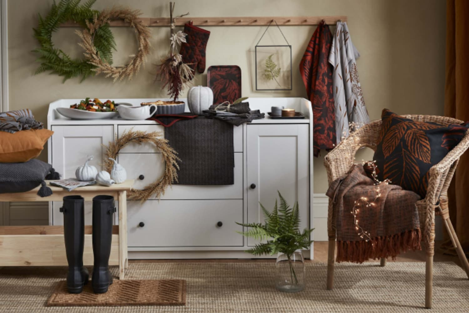IKEA's Much-Anticipated Fall Collection Is Here, And It's Bringing All the Cozy Vibes
