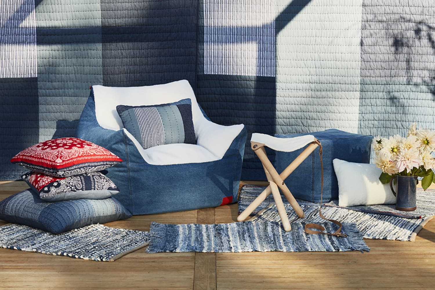 Denim Lovers, Rejoice! Levi's Home Collection With Target is Here