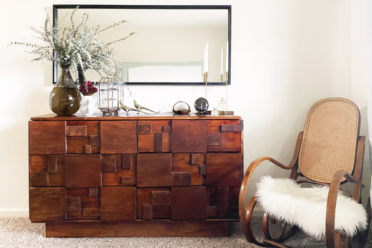 This Stylish Hack Turned a Cheap IKEA Dresser into a Designer Dupe That Costs Thousands