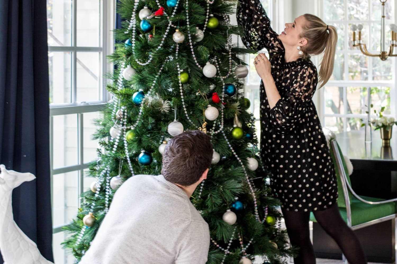 Target's Christmas Tree Kits Are the Easiest Way to Decorate This Year