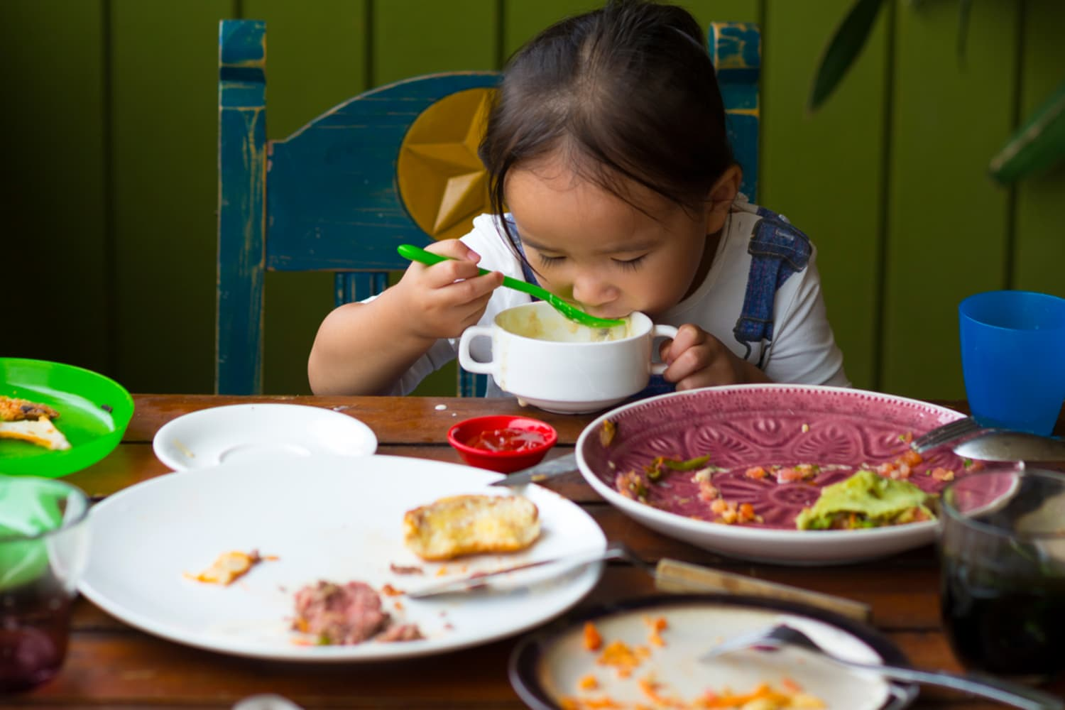 I Took My Toddler to a Restaurant with a Michelin-Star Chef and Here's What Happened