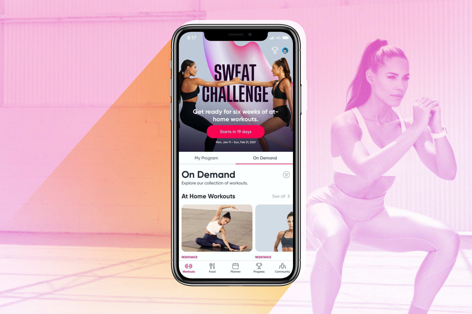 This $20 App Is Proof You Can Get a Seriously Effective Workout Done in Under 30 Minutes